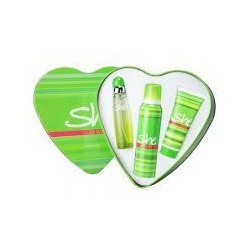 SHE IS SWEET EDT + DEO SPRAY COFFRET 3PCES
